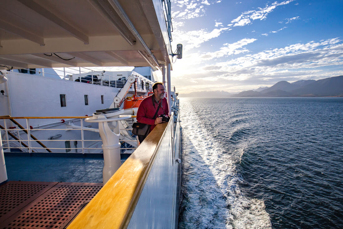 Journey to the Antarctic Circle 1