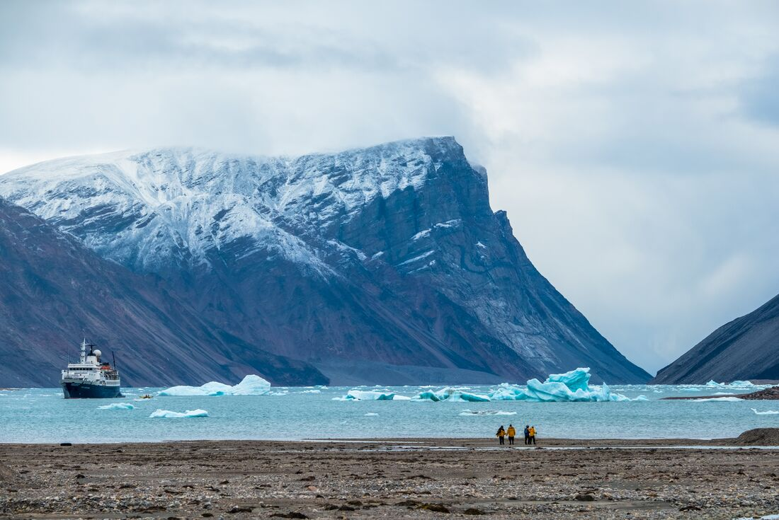 Northwest Passage: In the Footsteps of Franklin 3