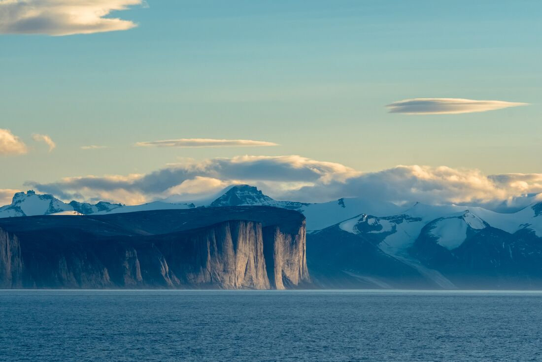 Canadian Remote Arctic: Northwest Passage to Ellesmere & Axel Heiberg Islands 1