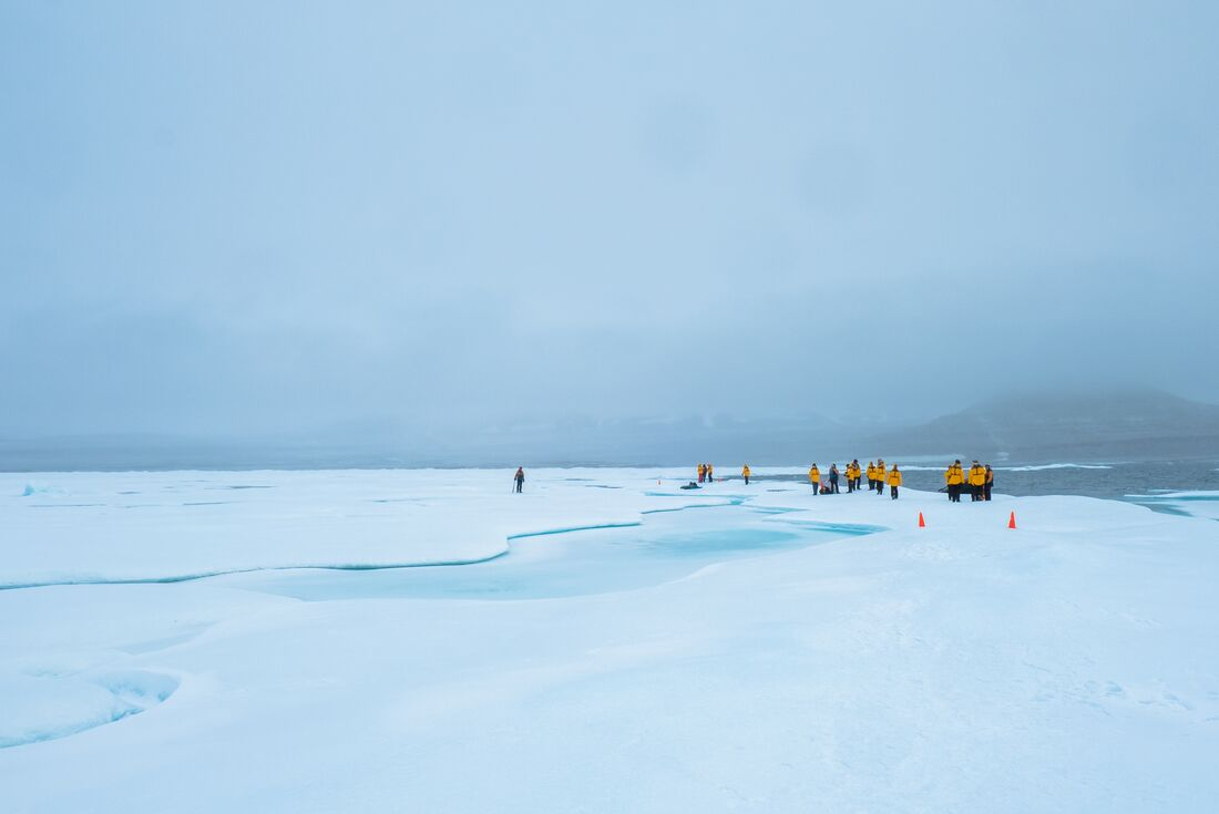 Canadian Remote Arctic: Northwest Passage to Ellesmere & Axel Heiberg Islands 4