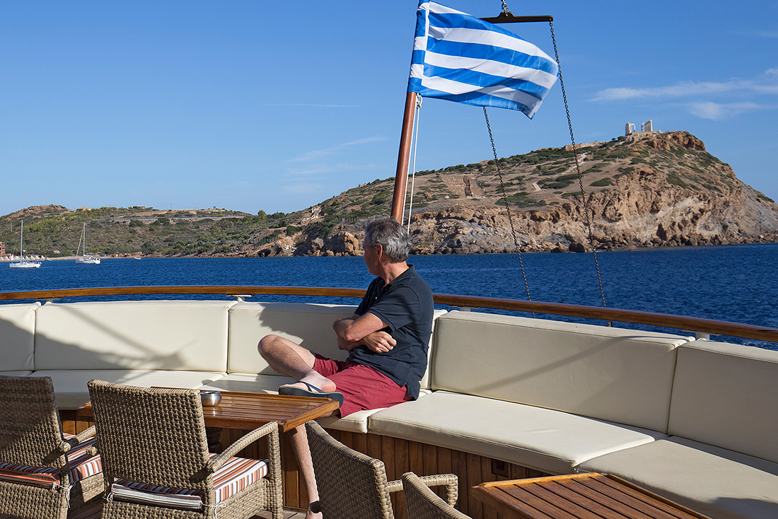 Cruising the Islands of Greece & Turkey 1
