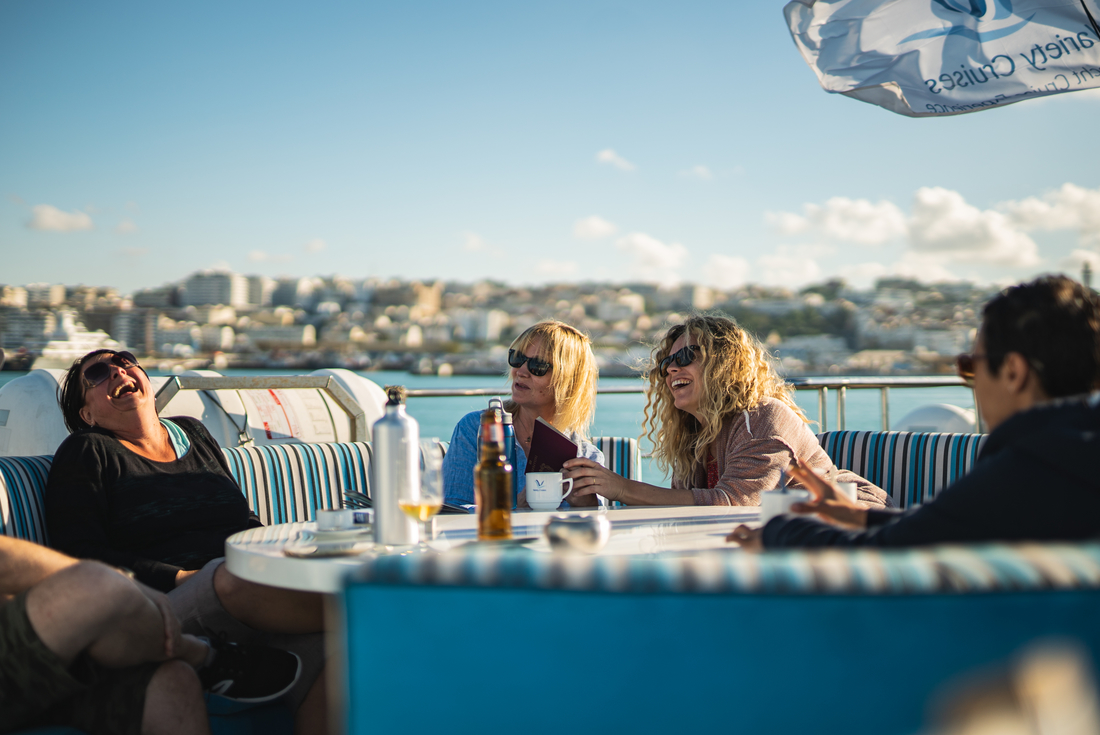 Cruising Spain, Portugal & Morocco: Malaga to Lisbon 3