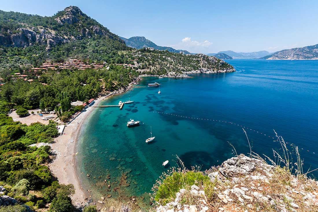 Cruising the Turkish Coast from Fethiye 2