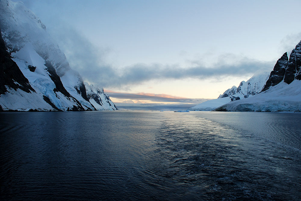 Crossing the Antarctic Circle from Ushuaia 1
