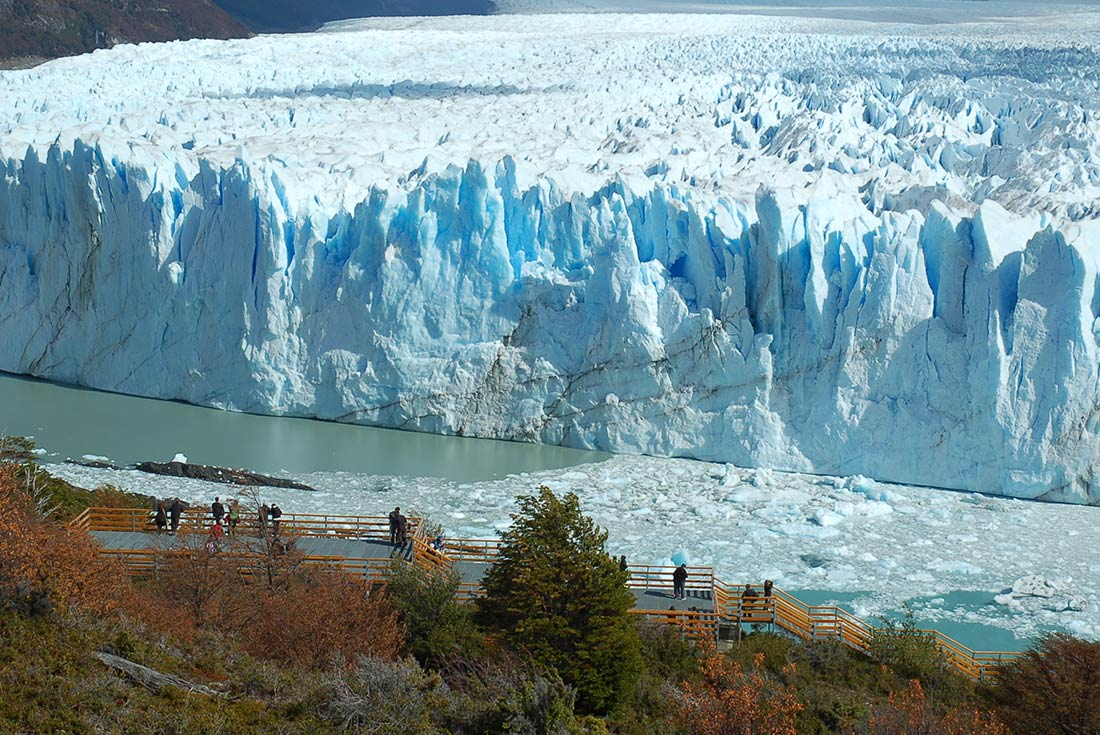 Chilean Fjords and Torres del Paine from Buenos Aires 1