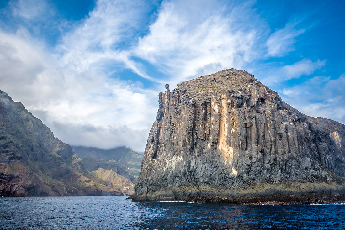Cruising the Cape Verde Islands 1
