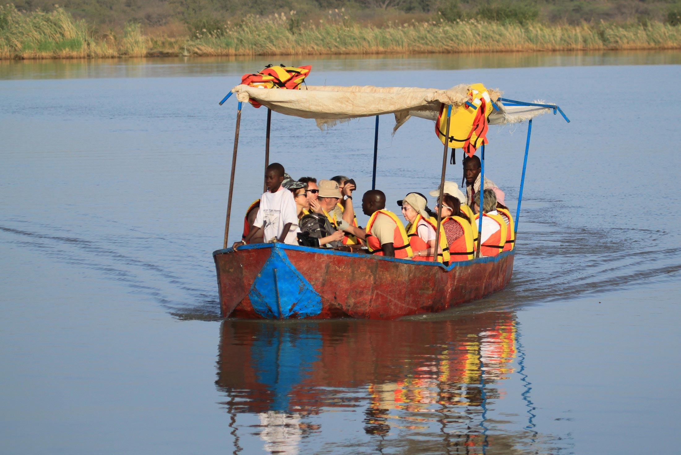 Cruising the Rivers of West Africa (Ex Dakar) 2