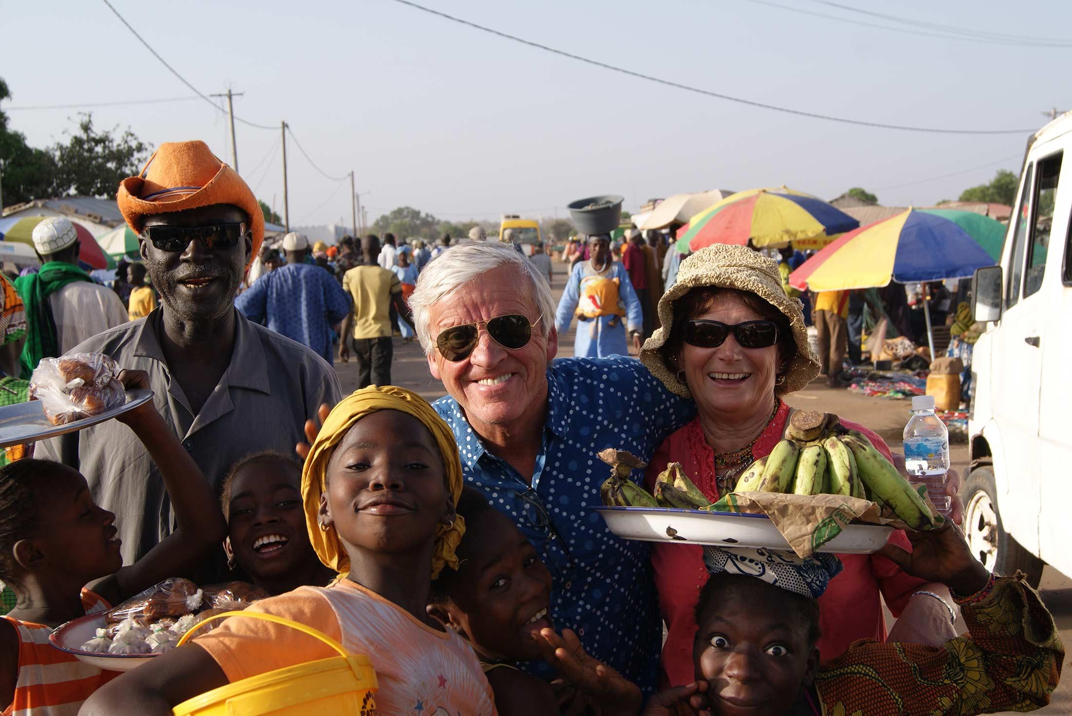 Cruising the Rivers of West Africa (Ex Dakar) 4