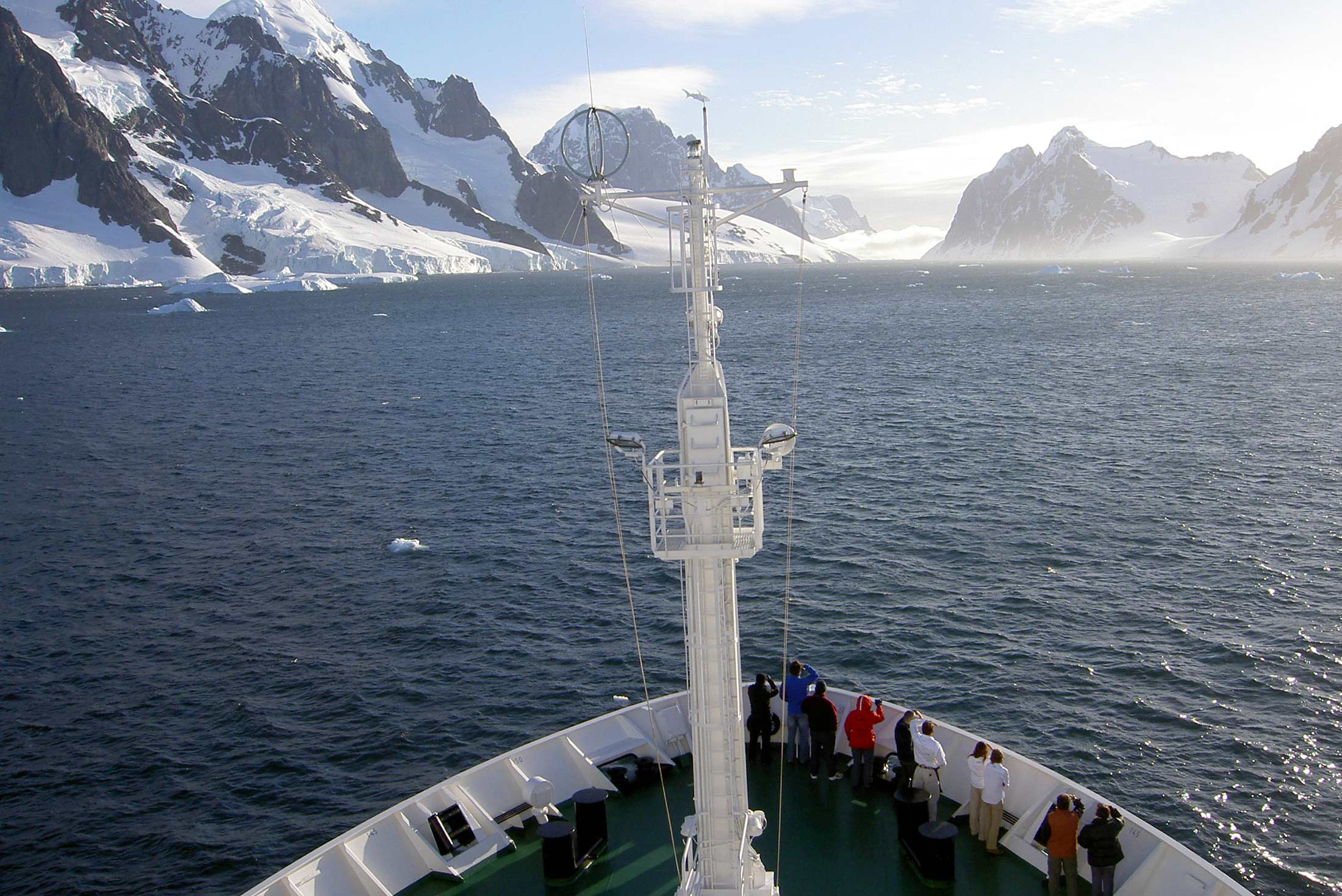 Uncharted Antarctica: East and West Peninsula 4