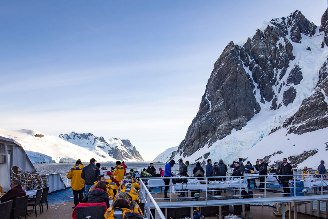 Journey to the Antarctic Circle for Christmas & New Years 2